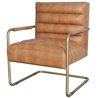 Mesquite Lounge Chair VINTAGE COPPER