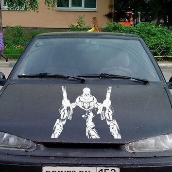 Anime Car Decal Car Decal Sticker  transformer Car Vinyl Anime Vinyl 10216-2