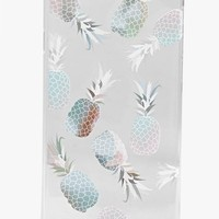 Pineapple IPhone 6 Phone Case | Boohoo