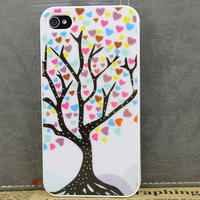 Wishing Tree Hard Case Cover for Apple iPhone 4gs Case, iPhone 4s Case, iPhone 4 Hard Case