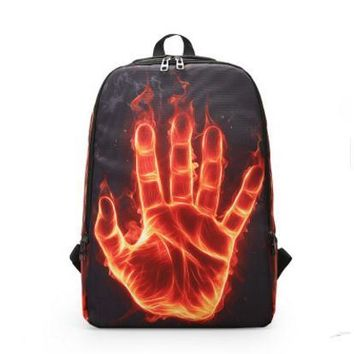 Japanese Anime Bag FanFine new Printing Customization Backpack  Darth Vader Attack of the Clones Women Causul Boys Girls School Bags Mochila AT_59_4