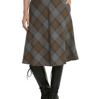 Outlander Full Circle Skirt
