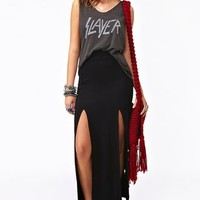 Split Maxi Skirt  in  Clothes at Nasty Gal