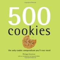 500 Cookies: The Only Cookie Compendium You'll Ever Need (500 Cooking (Sellers))