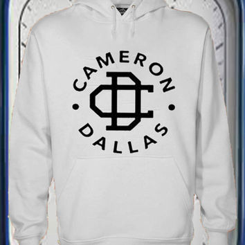 Cameron Dallas Availabel Gildan Hoodie Sweatshirt unisex sweater man jumper Screenprint