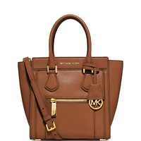 Colette Medium Messenger Bag, Luggage - MICHAEL Michael Kors