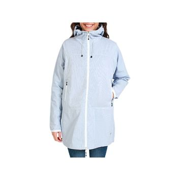 Printed Parka - Women's Seersucker,