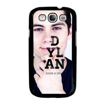 DYLAN O'BRIEN Samsung Galaxy S3 Case Cover
