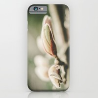 Spring abstract iPhone & iPod Case by Errne