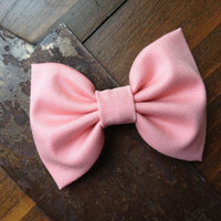 Custom small bow.  Most colors on the site by theSeasideSparrow