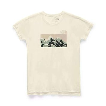Women's Short Sleeve Our History Tee by The North Face