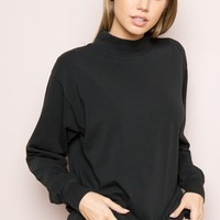 Alfie Turtleneck Top - Tops - Clothing