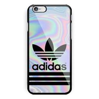 New Adidas Stripe Pastel Marble iPhone 7 7+ 8+ X Hard Plastic Case