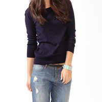 Essential Relaxed Wool Sweater