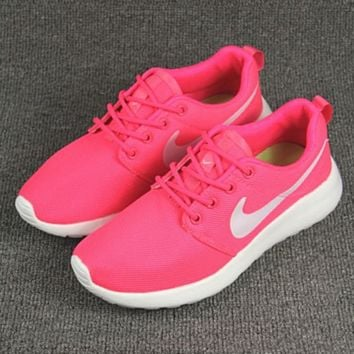 NIKE Women Men Running Sport Casual Shoes Sneakers Pink
