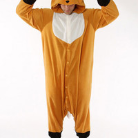Kigurumi Shop | Fox Kigurumi - Animal Costumes & Pajamas by Sazac
