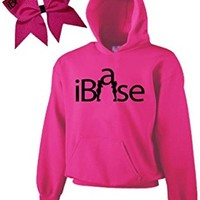 Chosen Bows Hot Pink iBase Cheer ComBow