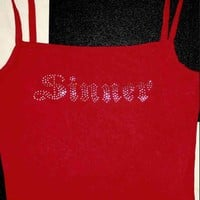 SWEET LORD O'MIGHTY! SINNER BABY TANK