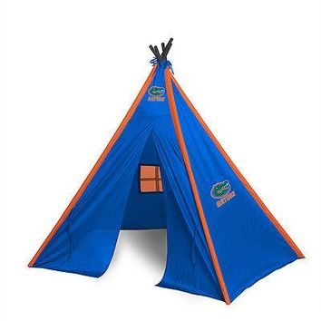 Florida Gators Teepee Play Tent