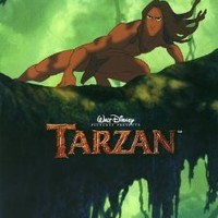 Tarzan Poster Movie F 11x17