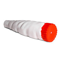 HUF ROACH DOG TOY WHITE