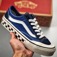 Trendsetter Vans Style 36 Cecon SF Women Men Fashion Casual Old Skool Shoes