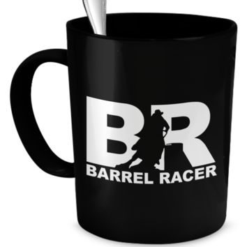 The Barrel Racer Mug bracer