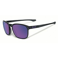Oakley Sunglasses - Enduro - Black Ink, Violet Iridium Polarized OO9223-13