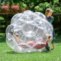 "51"" dia. Clear View Transparent GBOP in Active Play Toys"