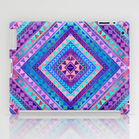 Rhythm iPad Case by Jacqueline Maldonado