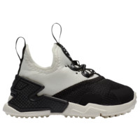 Nike Huarache Run Drift - Boys' Toddler - Boys' Toddler - Casual Running Sneakers - Shoes - Nike - Casual - Black/Sail/White | Kids Foot Locker