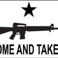 NEOPlex 3' x 5' Come And Take It Carbine Flag