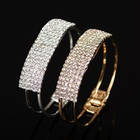 Bracelet for women Rhinestone