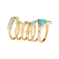 6-pack Rings - from H&M