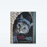 Cats in Hats: 30 Knit and Crochet Hat Patterns for Your Kitty - Urban Outfitters