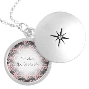 Inspirational Grandma Locket from Zazzle.com