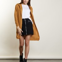 Falling For You Hooded Cardigan