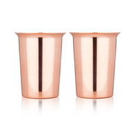 Admiral: Solid Copper Shot Glasses
