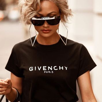 Givenchy Ladies short sleeved T-shirt