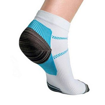 ac NOOW2 Rushed Unique Plantar Fasciitis Heel Arch Pain Relieving Compression Socks Best Gift To Cool Men Boys