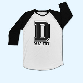 D Malfoy Draco Malfoy T-Shirt - Gift for friend - Present