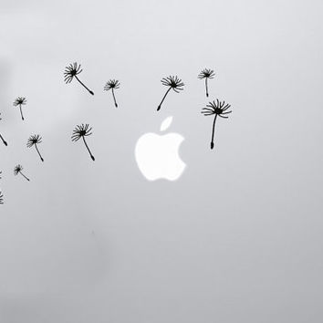 Dandelion Laptop Vinyl Decal