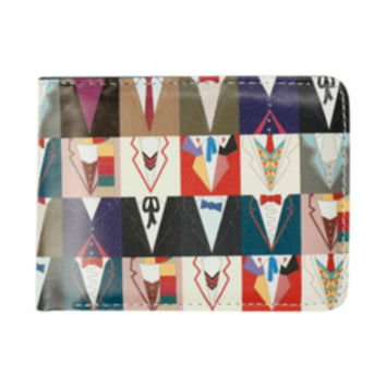 Doctor Who Doctors Outfits Bi-Fold Wallet