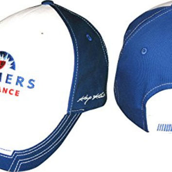 NASCAR Adult Driver Tectonic Adjustable Hat-Kasey Kahne #5 Farmers Insurance