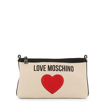 Love Moschino Women Brown Clutch bags