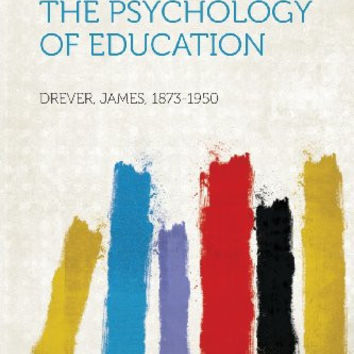 Instinct in Man; A Contribution to the Psychology of Education