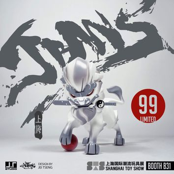 Jians INK Edition 7.5-inch Figure Shanghai Toy Show Excl by JT Studio