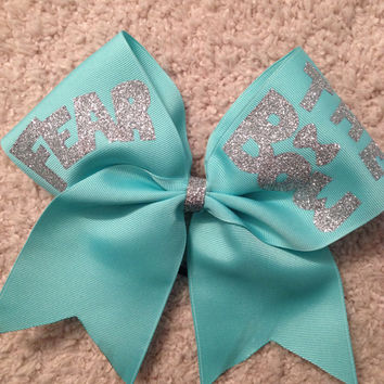 Fear the Bow Large Cheer Bow (more colors available)