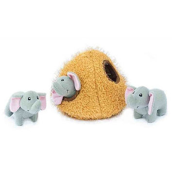 Elephant Cave Burrow Toy