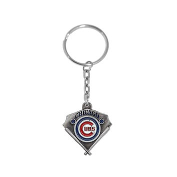 Chicago Cubs Vintage Key Chains- 4 Variations Available